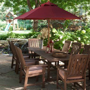 Cabos Collection Extension Patio Dining Set $1,349