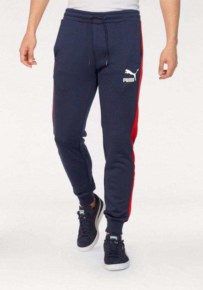store look for catch PUMA Trainingshose »CLASSICS T7 TRACK PANTS« in 2019 ...