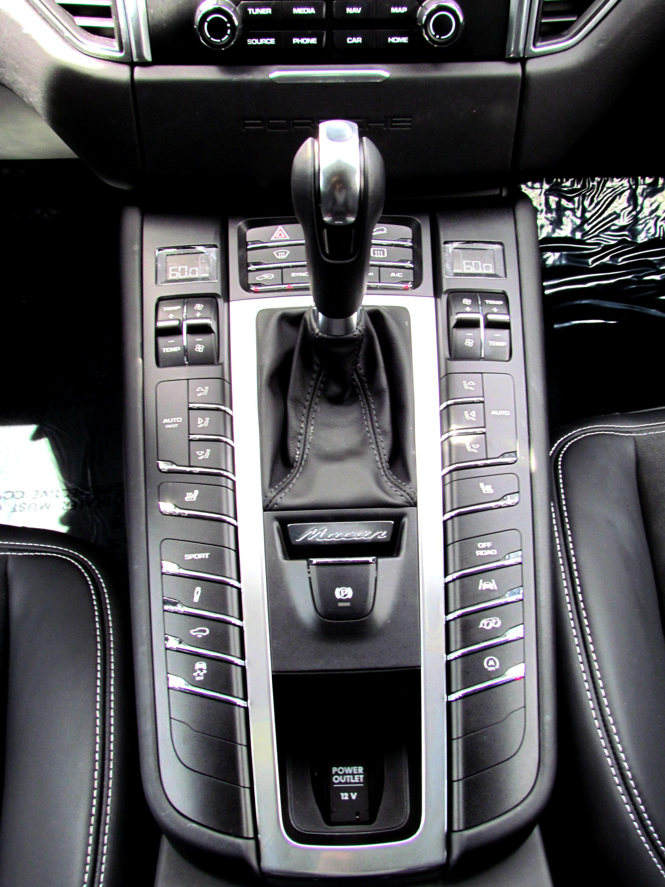 Macan GTS Interior Porsche Macangts