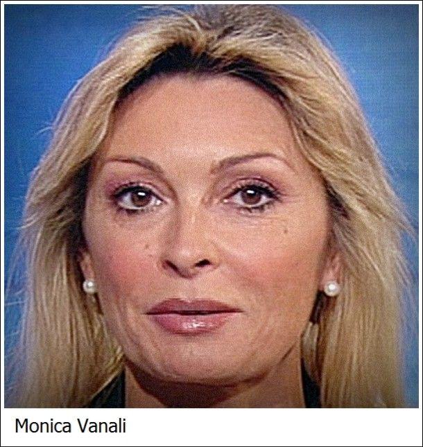 Monica Vanali Padova 9 Marzo 1968 Giornalista Italiana Female