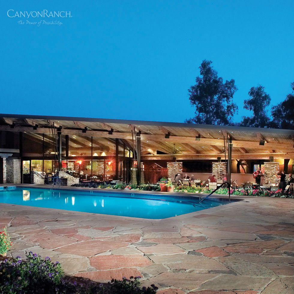 Canyon Ranch Spa Tucson   Luxury Hotel in Tucson Arizona