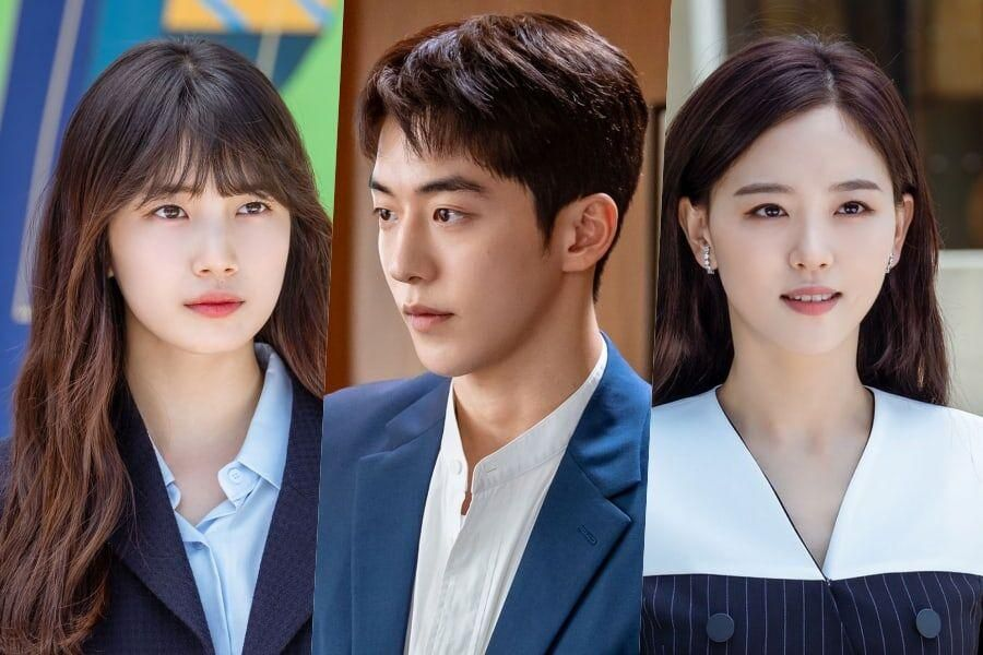 "Suzy, Nam Joo Hyuk, Kang Han Na, And More Dish On What To Look Forward To In ""Start-Up"""
