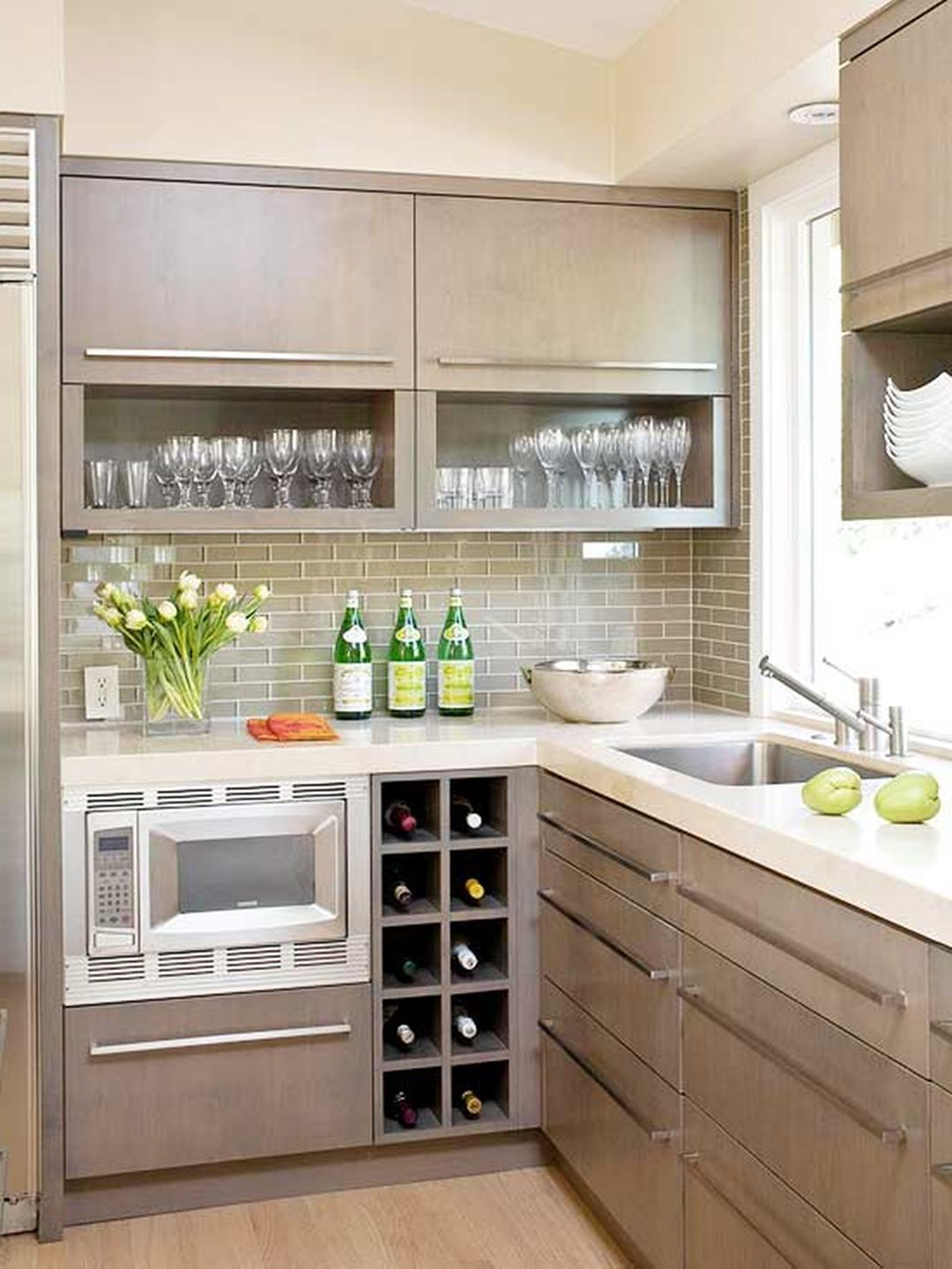 2030 Small Modern Kitchen Ideas Cabinets