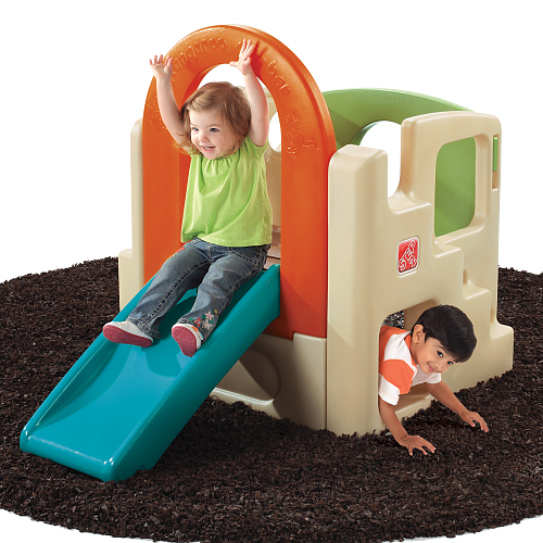 Unique Outdoor Toys For Toddlers : Kangaroo climber is an all in one toddler activity gym