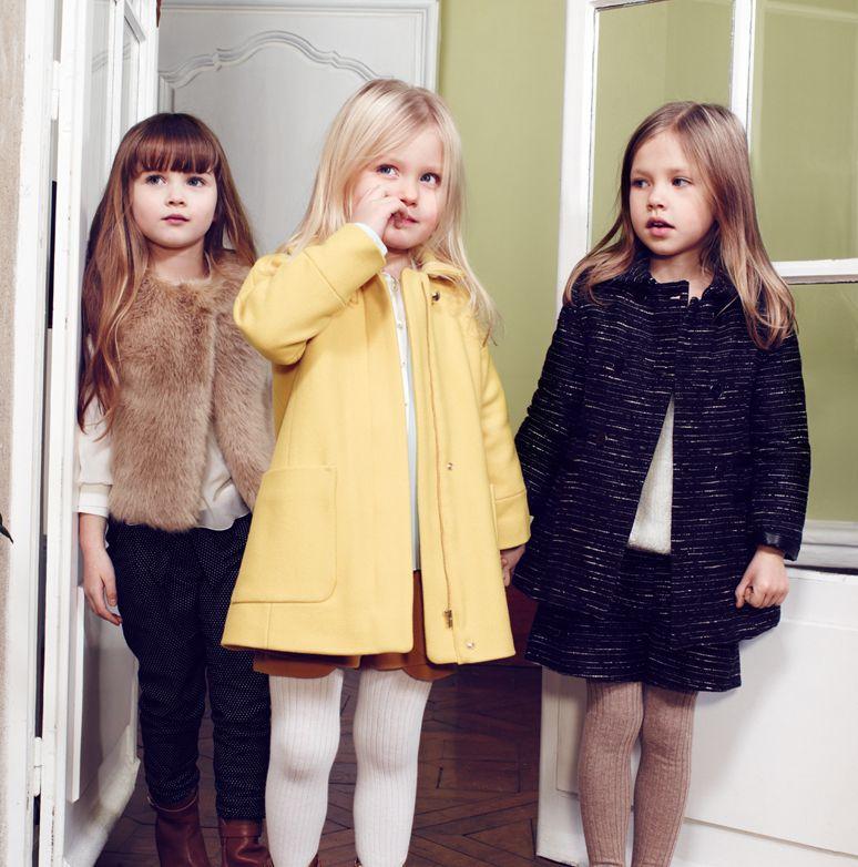 867b08ac85c58 Collection Chloé Enfant Automne Hiver 2014 2015 - Vêtements enfants  Marseille - DROOPYS