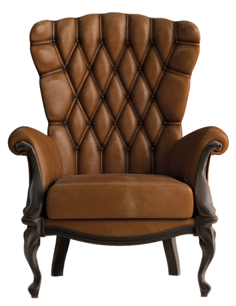 Transparent Brown Leather Chair Png Clipart Brown Leather Chairs Leather Chair Leather Sofa