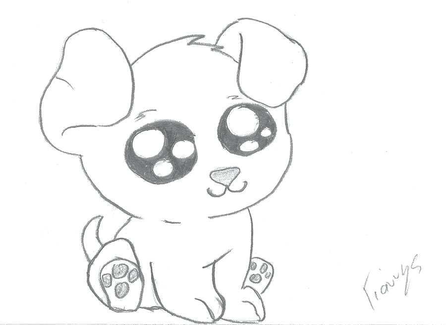 Draw A Cute Cartoon Cat With Images Cat Drawing For Kid Cute