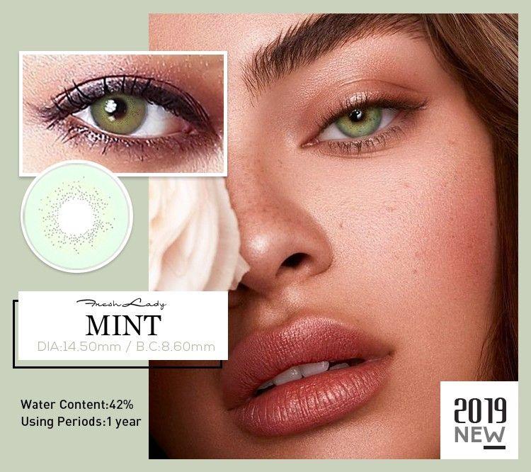 Source Wholesale Color Contact Lens Cheap Price Natural Color