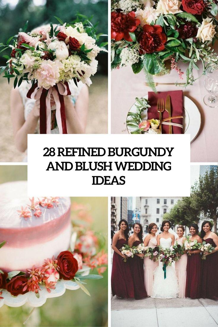 Maroon Plumand Blush Bridal Shower Decorating Ideas Burgundy - Burgundy bathroom rugs for bathroom decorating ideas