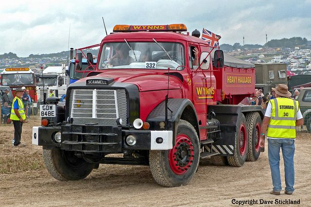 scammell contractor - Google Search