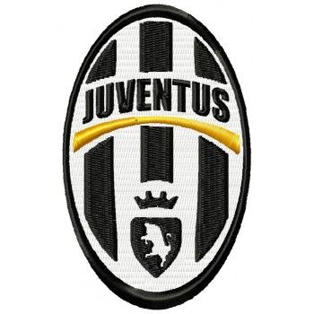 Pin On Juventus Fc Logo Legends Machine Embroidery Design For Instant Download