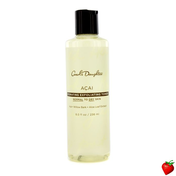 Acai Hydrating Exfoliating Toner (normal To Dry Skin) --236ml/8oz
