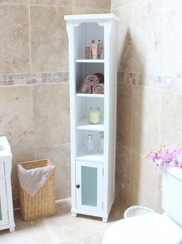 This Hampton Open Bathroom Unit Tall Is A Part Of And Great Cabinet