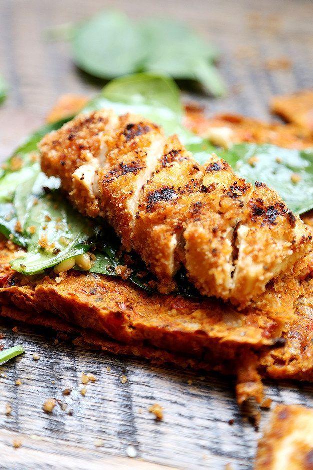 23 Vegan Meals With Tons Of Protein Rezepte Vegane Mahlzeiten Gesunde Vegane Rezepte