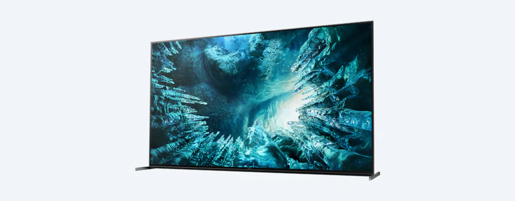 Sony At Ces 2020 An 85 Inch 8k A 48 Inch 4k Oled And Android Tv In 2020 Android Tv Sony Oled 4k Tv