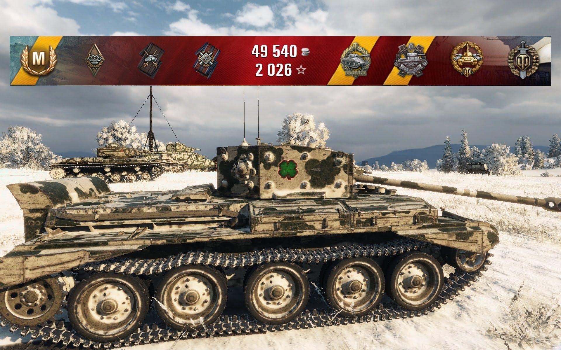 WoT Cromwell | 8 kills - Redshire | World of tanks, Tank