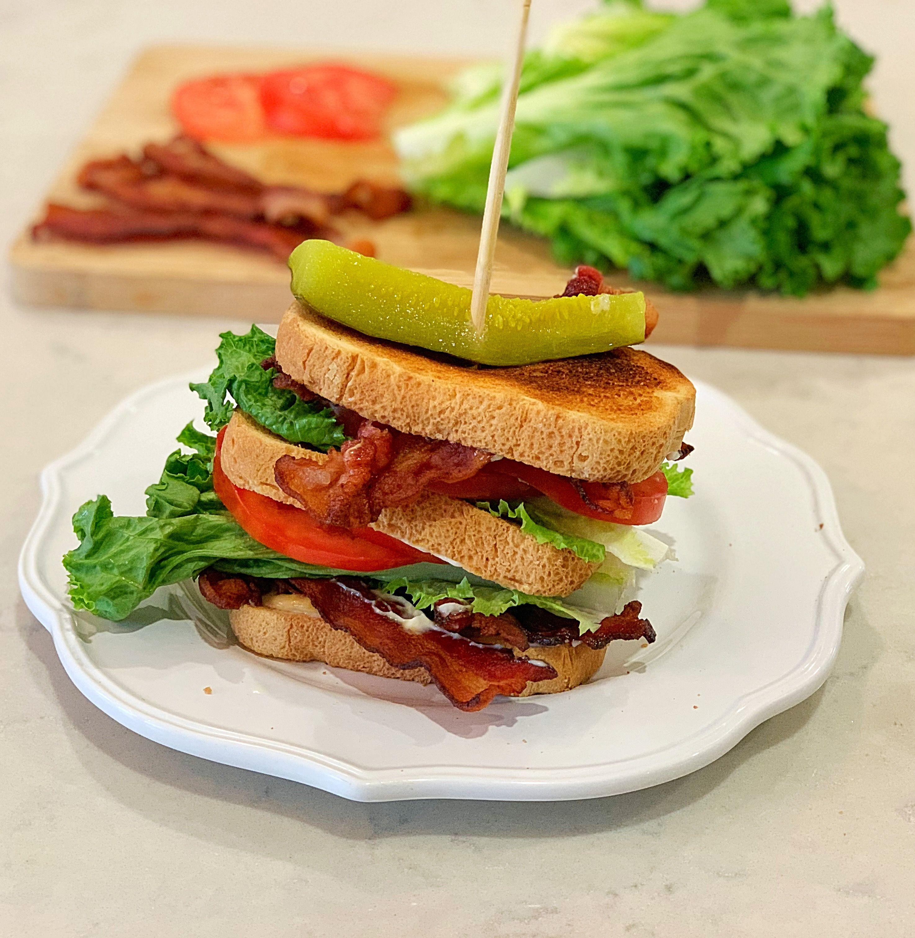 Photo of BLT Sandwich, Pregnancy Cravings