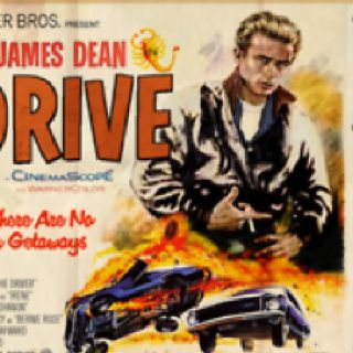 Drive...revisioned in retro-style