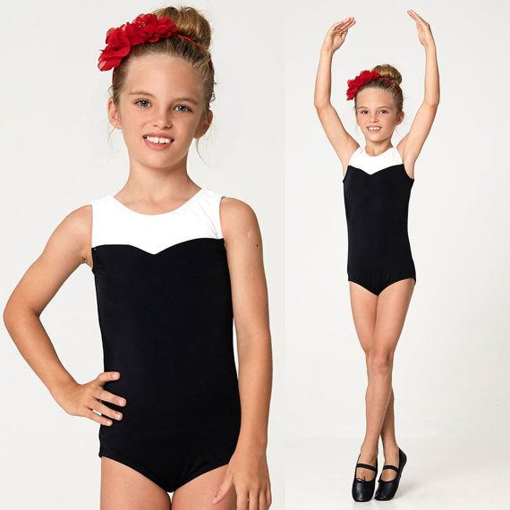 Girls Leotard Pattern Pdf Ballet Leotard Pattern Gymnastics