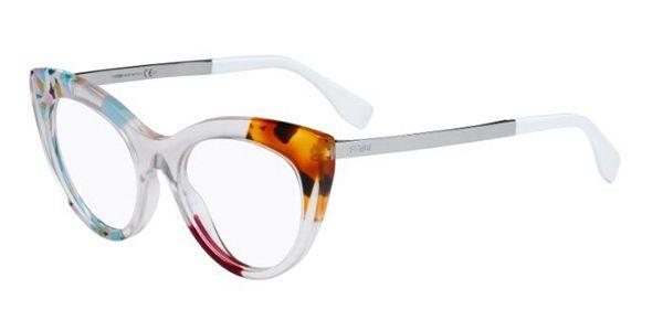 72422a8e9c Fendi FF 0157 JUNGLE TKU Eyeglasses