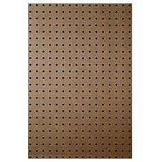 Panel Perfocel 1 22x2 44 M X 4 4 Mm Bco Imagen Principal Home Depot Panel Perforado Panel