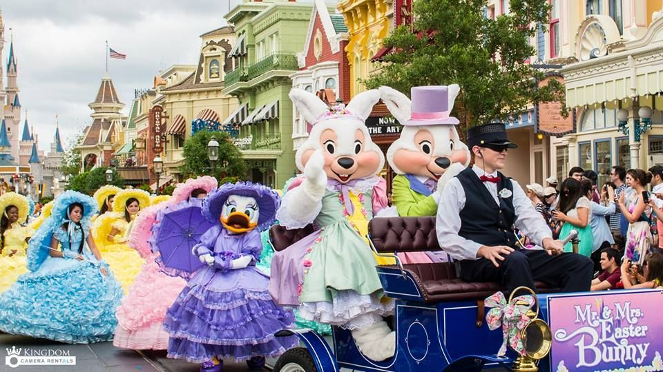 Disney Easter Parade 2014 Easter parade, Disney holiday