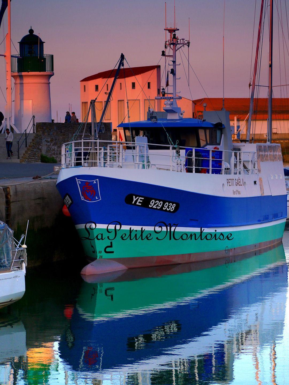 bateau de peche ile d'yeu