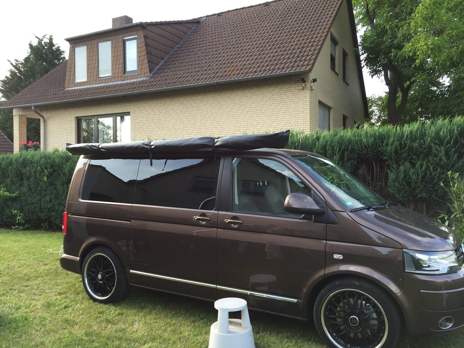 Vw t5 markise abanico fchermarkise foxwing pinterest camping vw t5 markise publicscrutiny Images