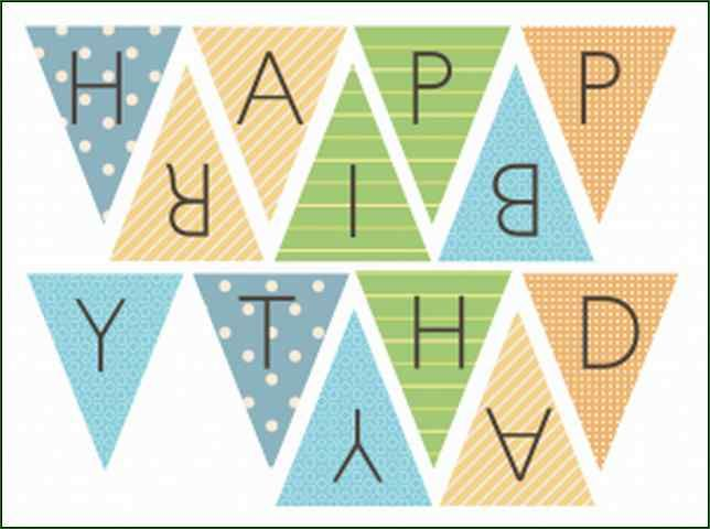 photo about Printable Happy Birthday Banner identify Content Birthday Banner Printable Template My Clroom