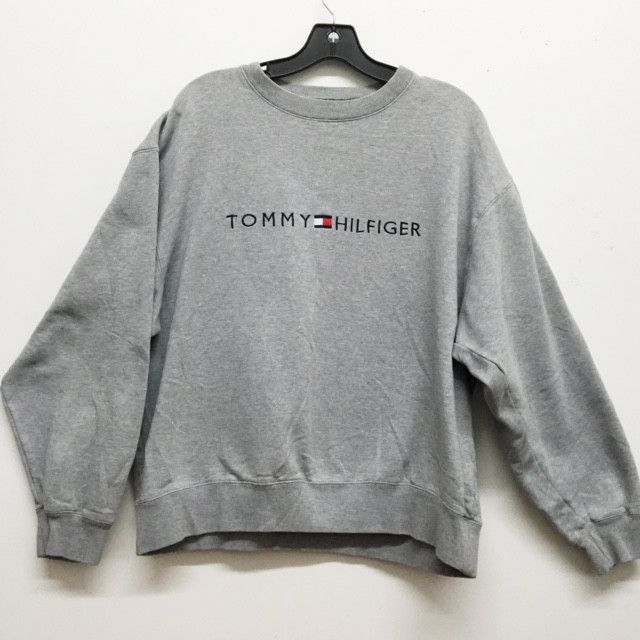 Tommy Jeans CLASSICS CREW - Sudadera - grey 3NkJg