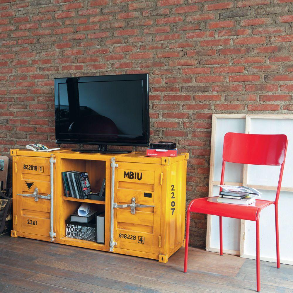 Maison Du Monde Meuble Tv Maison Du Monde Meuble Cuisine Maison  # Meuble Tv Container