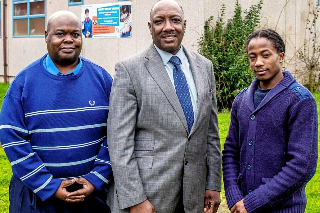 Croydon maths teacher sets up Mighty Men of Valour to help angry young men | London | News | London Evening Standard