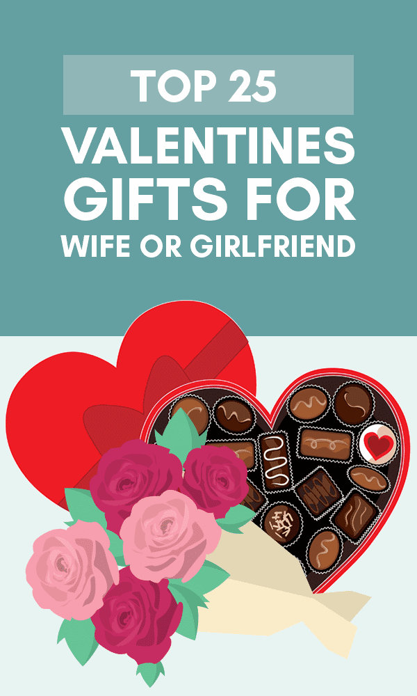 c49a35021eb The Gift Hacker identified the 25 best Valentines day gifts that will make  any wife or girlfriend ecstatic. Ready to play Casanova  Let s go!