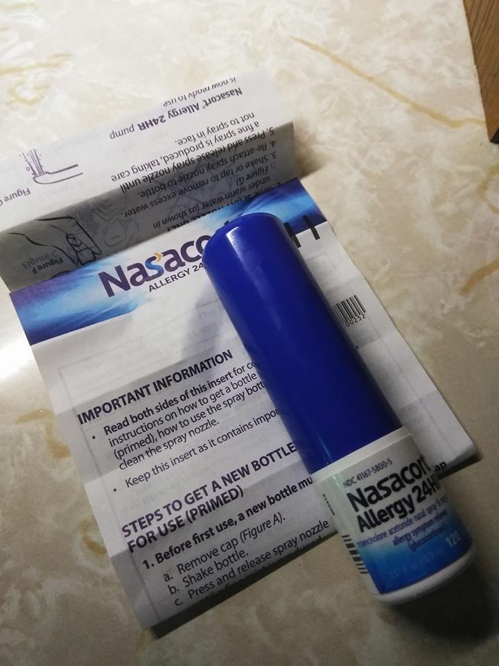 Crowdtap Mission Nasacort 24 Hr Allergy Sprayfreesample Crowdtap