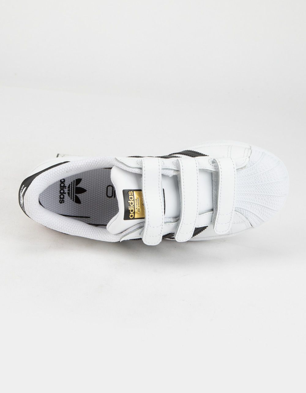 adidas superstars kids velcro
