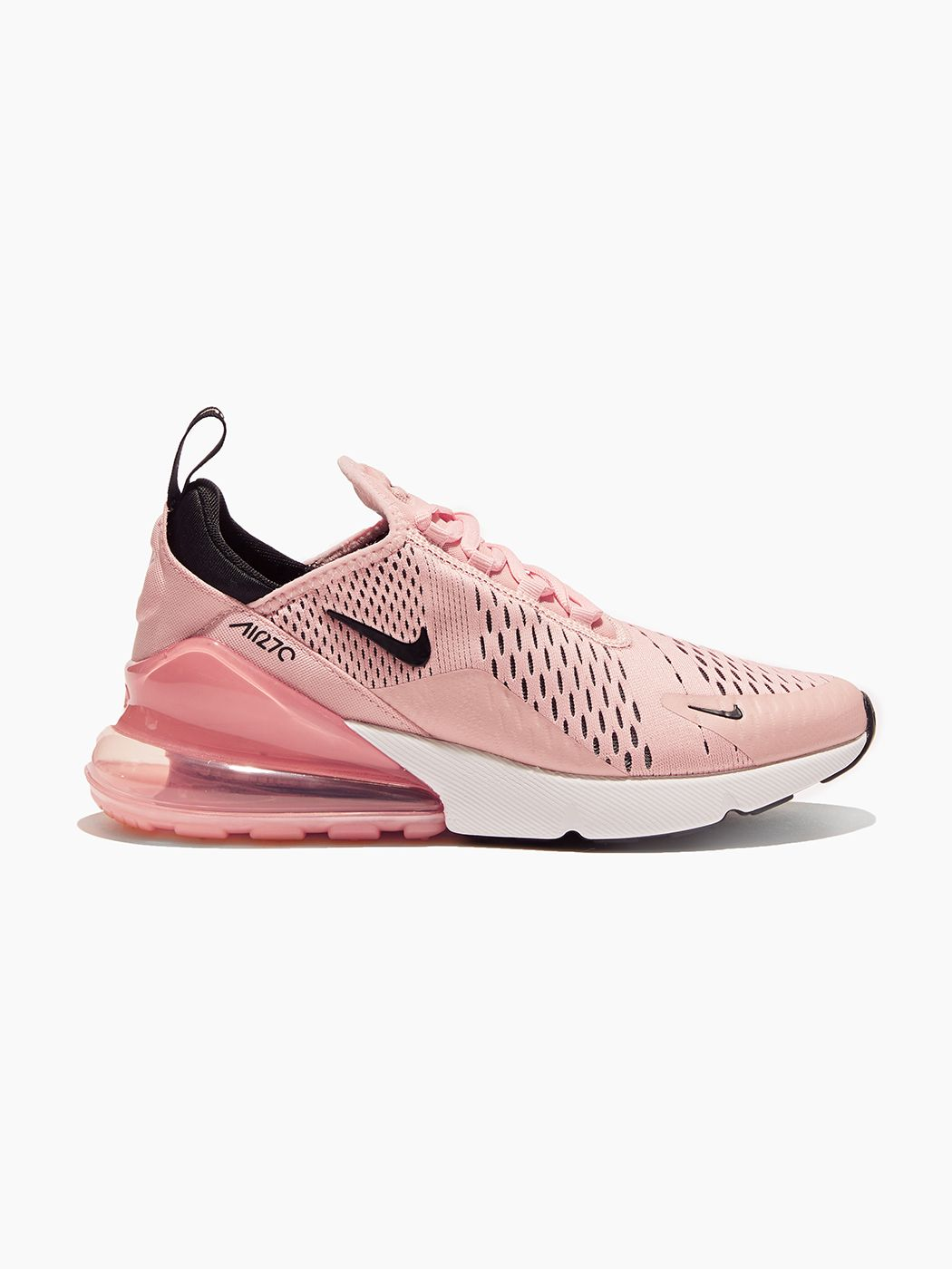 79af47bd77841b Nike Air Max 270 in Coral Stardust black Summit by Nike from Carbon38
