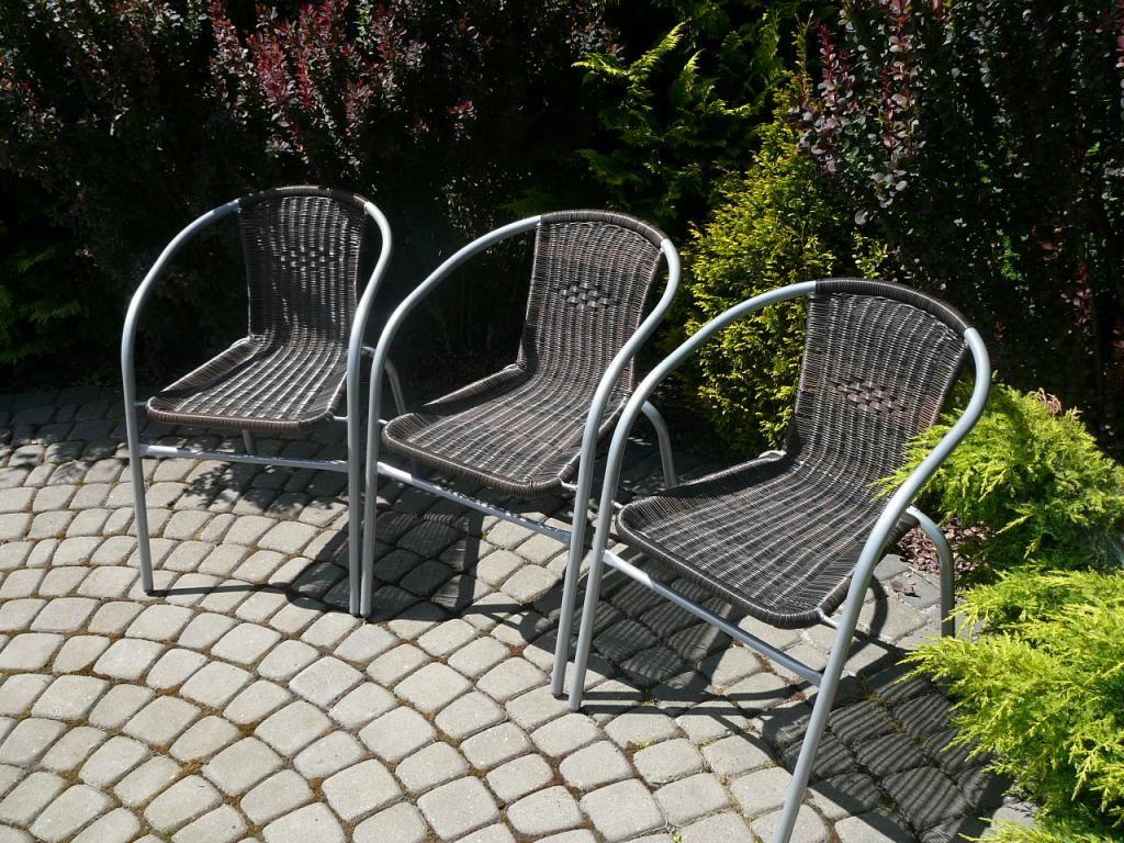 Krzesło Ogrodowe Krzesła Do Ogrodu Meble Na Ogród