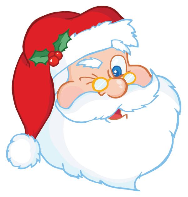 Merry Old Santa Santa Claus Drawing Santa Face Christmas Drawing