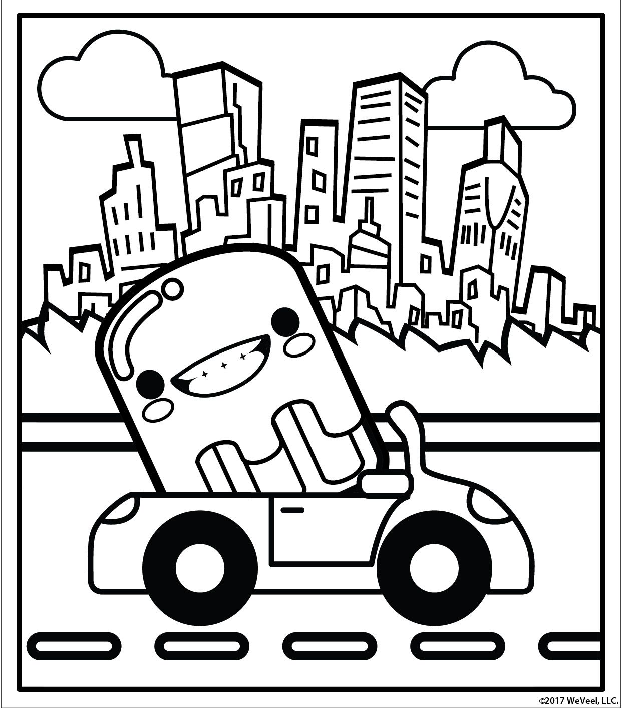 Coloring Pages for Girls Scentos