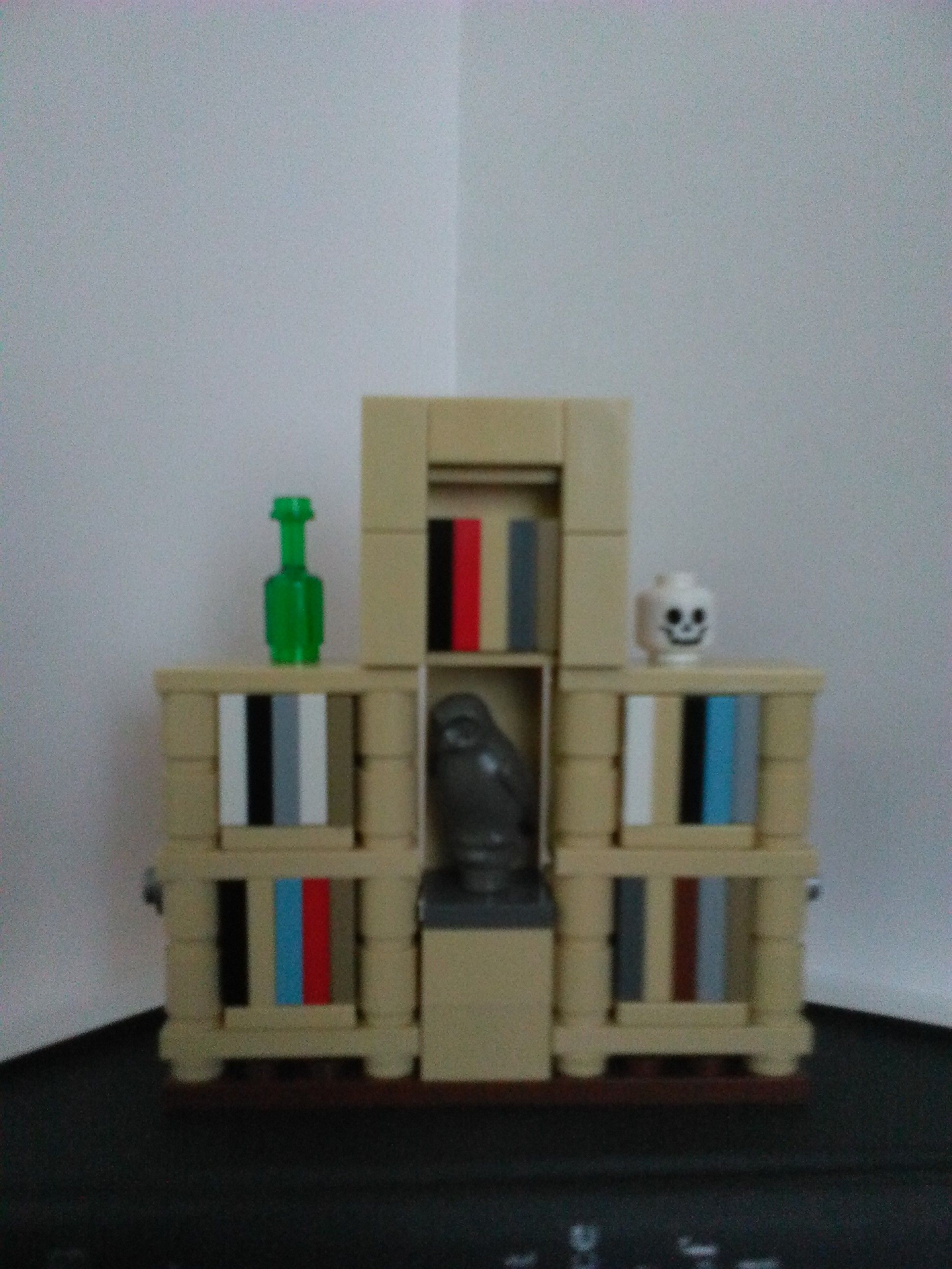 sweet idea bookshelf shelf home lego design o designs office ideas book architecture