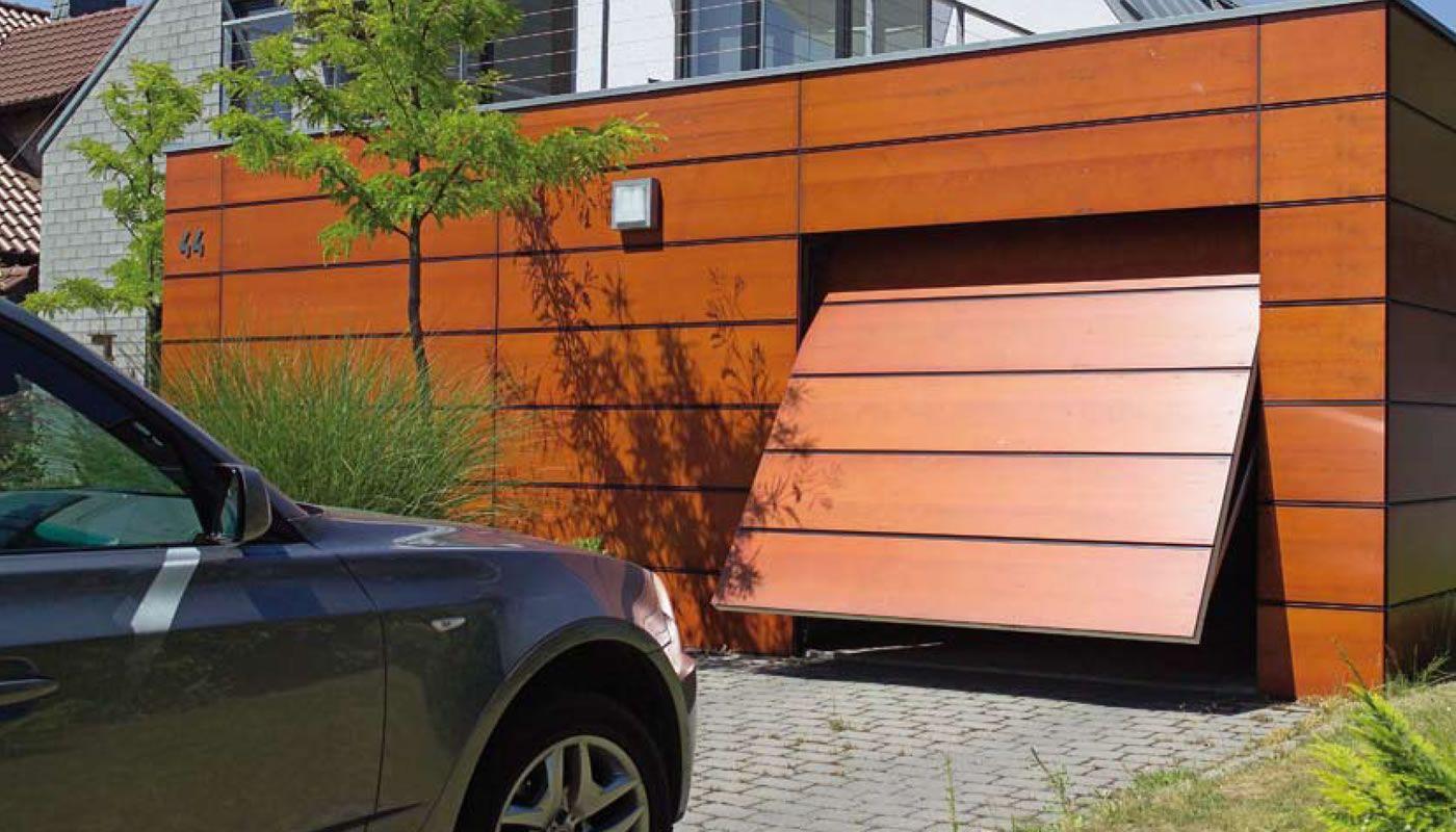 Automatización de accesos para puertas de garage en Puerto Vallarta