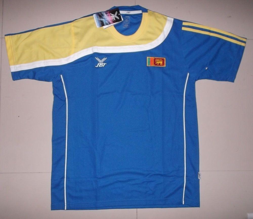 Sri Lanka National Team Player Issue Soccer Jersey Shirt