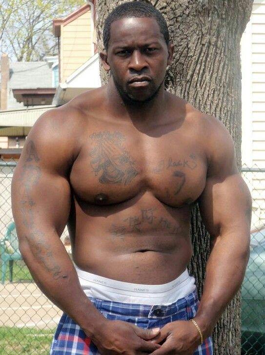 Big black male