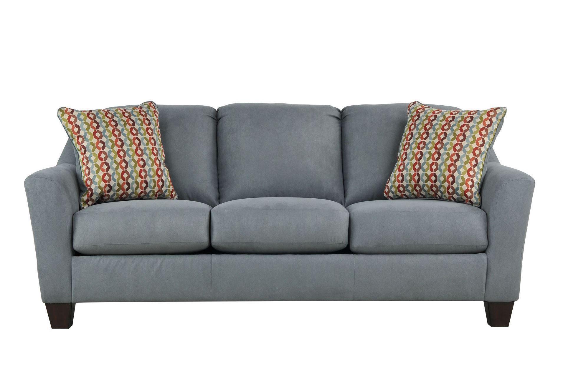 Fine Hannin Lagoon Sofa At Living Spaces Mi Casa Ashley Sofa Interior Design Ideas Gentotthenellocom