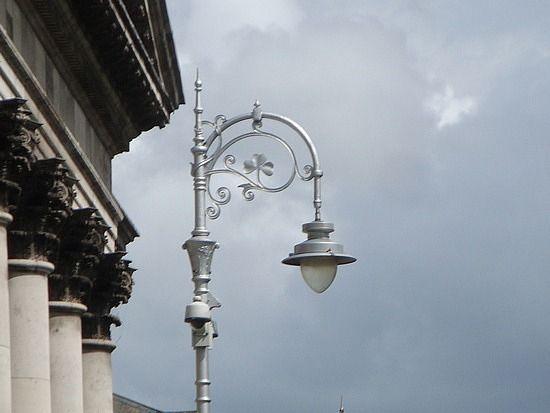Lamp Posts In Dublin So Wonderful Lamp Post Post Lights