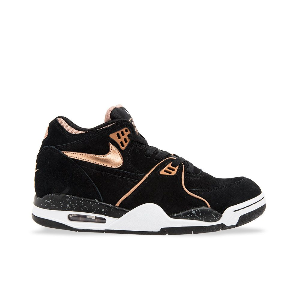 Nike Men's Air Flight 89 -Black / Metallic Bronze. Shop Nike for Men,