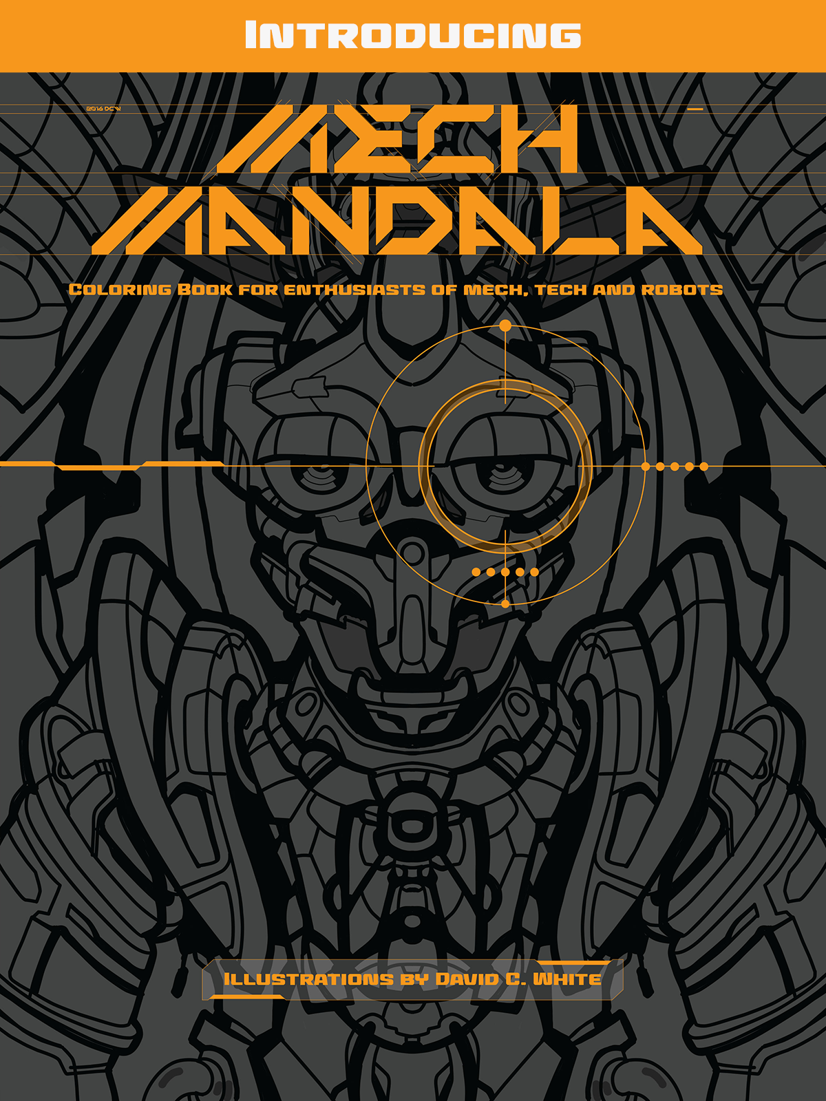 A Coloring Book For Fans Of Mech Tech Gundams Sci Fi And Robots
