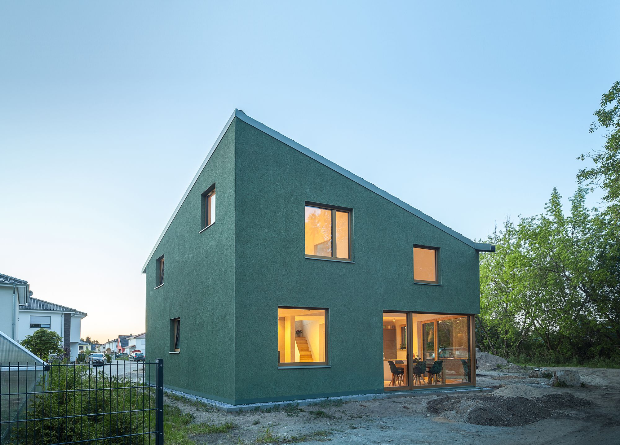 Gallery of Haus P / Project Architecture Company + Miriam Poch ...
