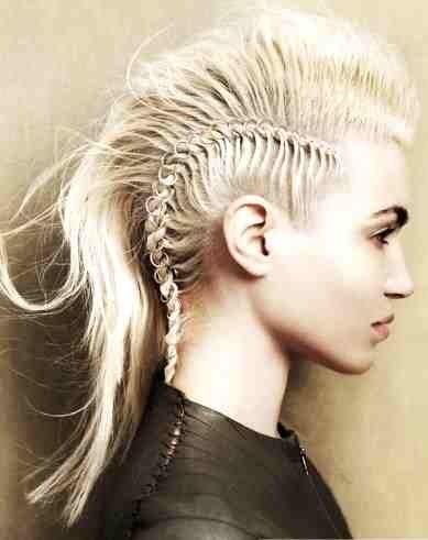 Pleasing Mohawk Braid Google Search Braids Pinterest Search Braids Hairstyle Inspiration Daily Dogsangcom