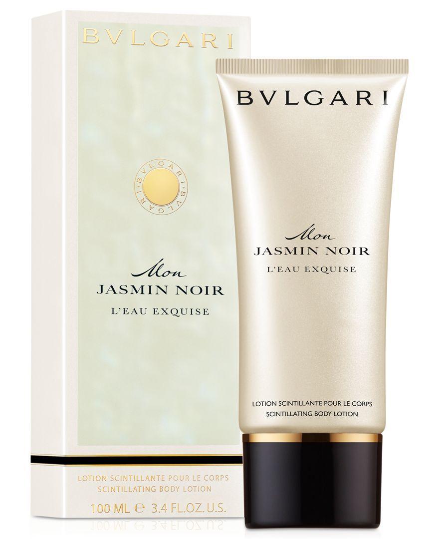 Bvlgari Mon Jasmin Noir L'Eau Exquise Body Lotion, 3.4 oz